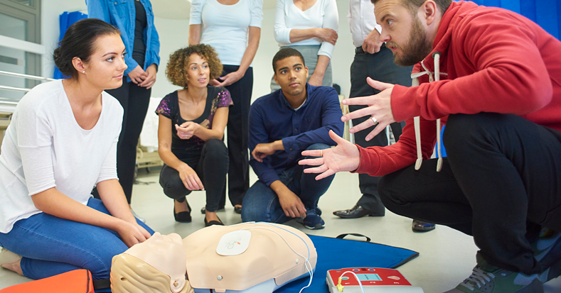 First Aid CPR Blog